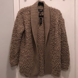 Express Thick Teddy Outerwear/Sweater